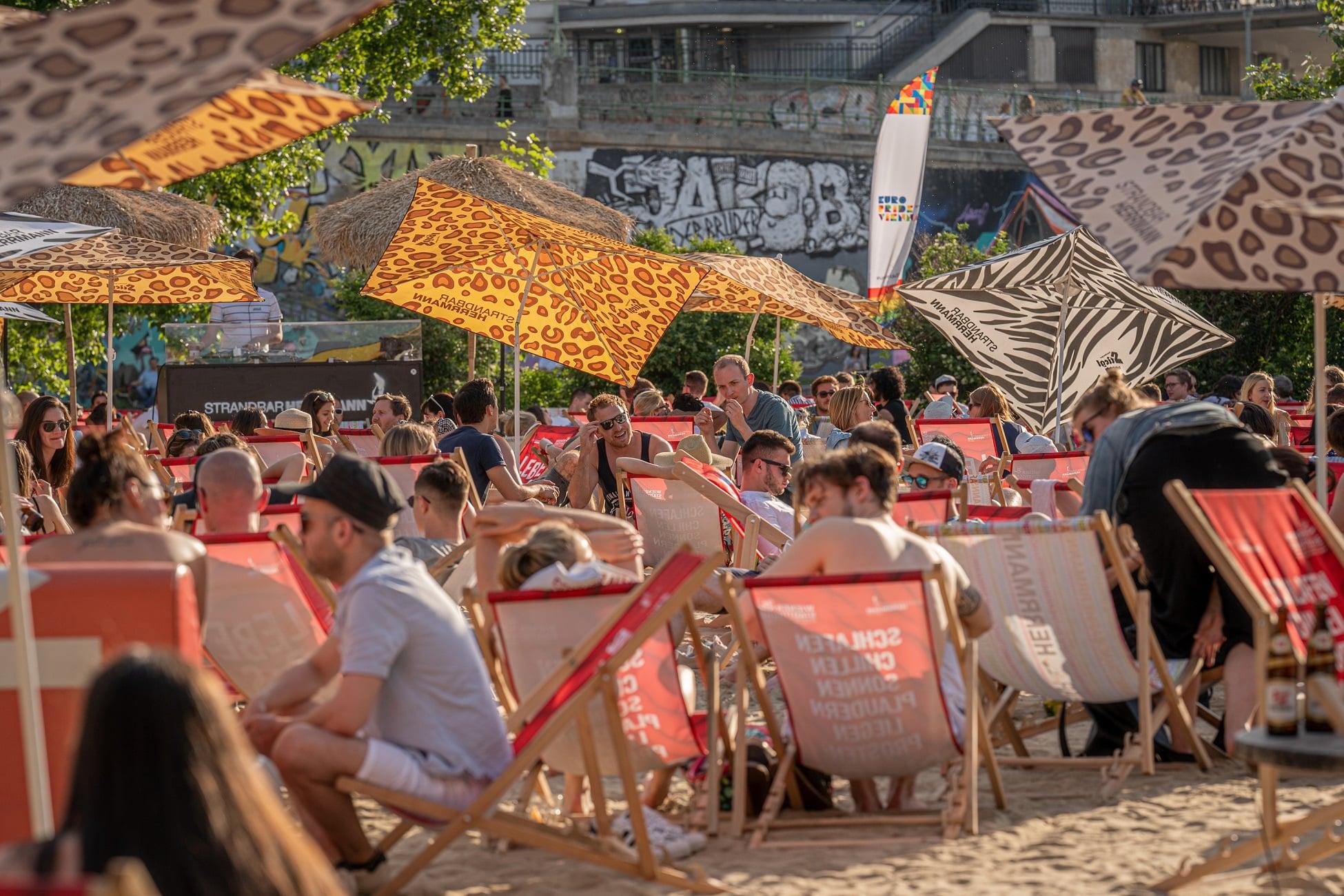 EuroPride Beach Day