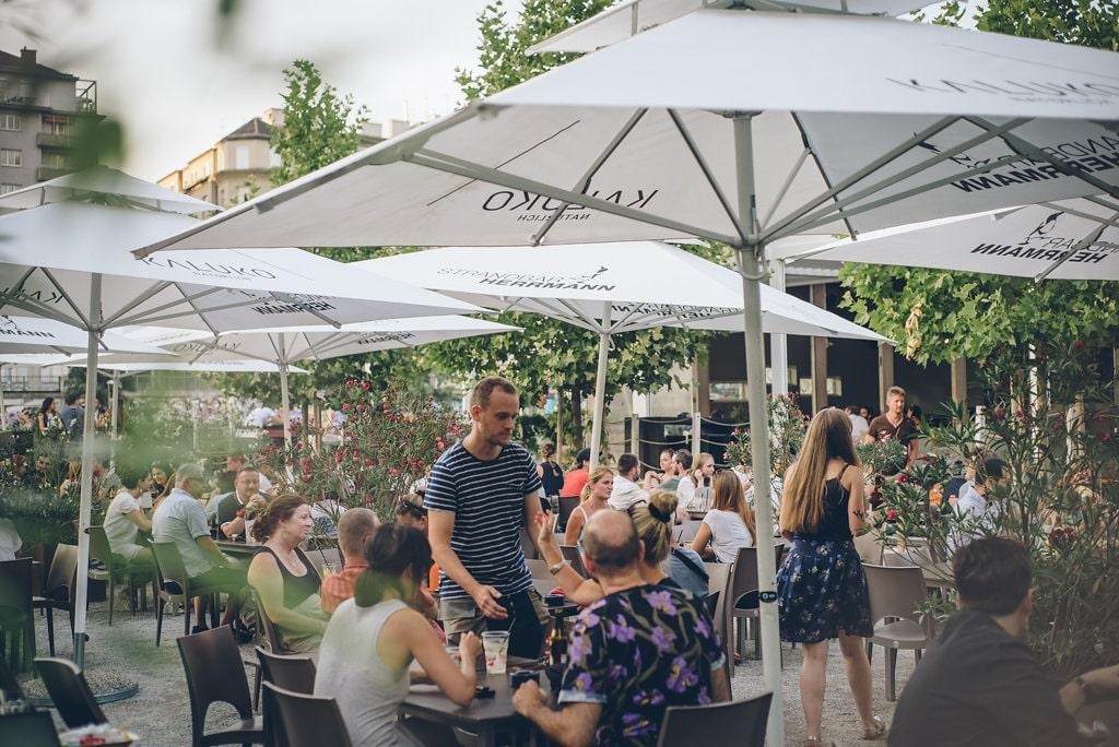 Strandbar Herrmann Kies